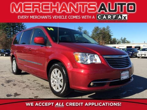Pre-Owned 2014 Chrysler Town & Country Touring Front Wheel Drive Minivan/Van