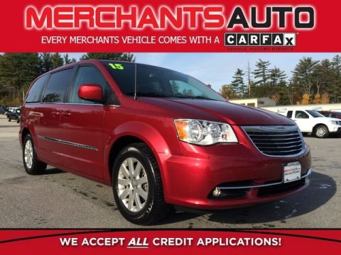 Pre-Owned 2015 Chrysler Town & Country Touring Front Wheel Drive Minivan/Van