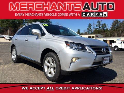 Pre-Owned 2013 Lexus RX 350 AWD All Wheel Drive SUV