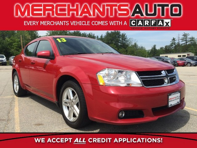 Used Dodge Avenger SXT