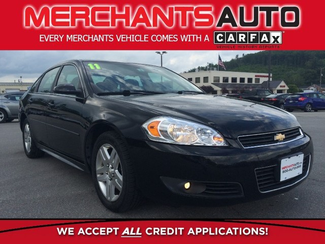 Used Chevrolet Impala LT Retail