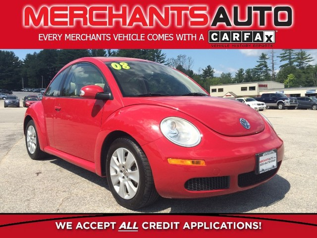 Used Volkswagen New Beetle Coupe S