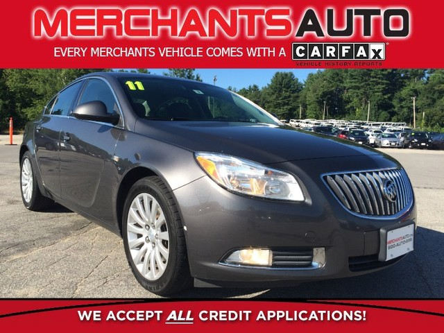 Used Buick Regal CXL Turbo TO1